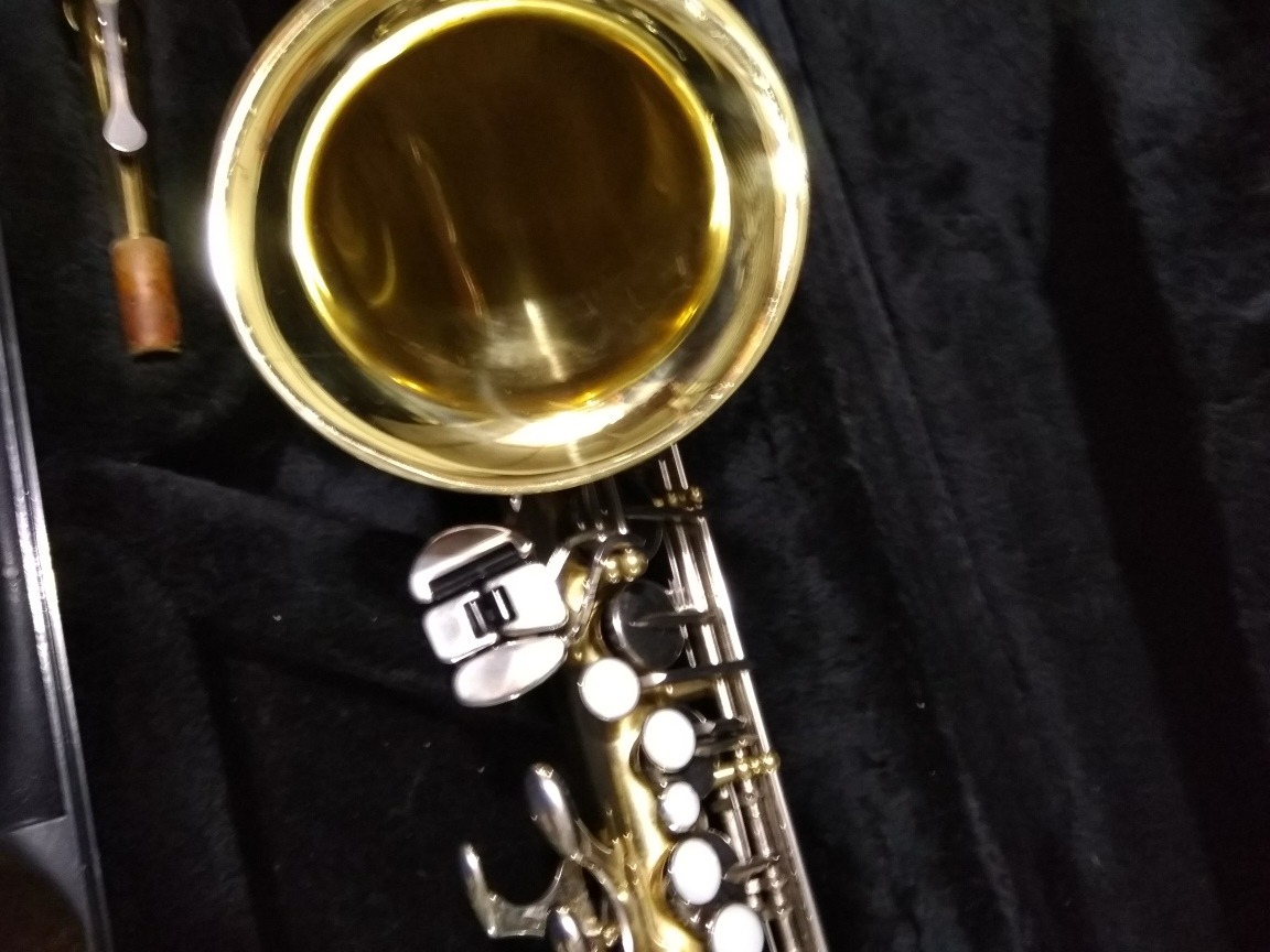 sax saxof n alto yamaha yas 23 500 en mercado libre. Black Bedroom Furniture Sets. Home Design Ideas