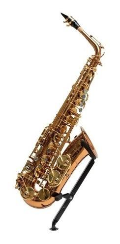 saxo alto master serie 2 parquer + estuche+kit limpiza cuota
