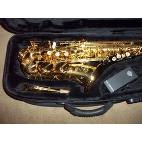 Saxo Alto Selmer Superaction 80 Serie Ii Made In France