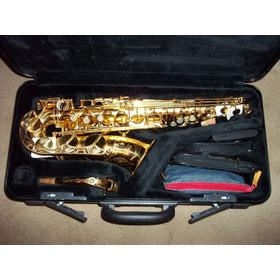 Saxo Alto Yamaha Yas 62 (052057) Mod:estabilished In 1887