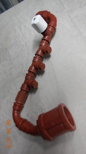 saxo cloacal pinon fijo! con sonido! almagro/longchamps