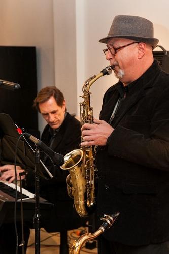 saxo & piano eventos - show  de jazz
