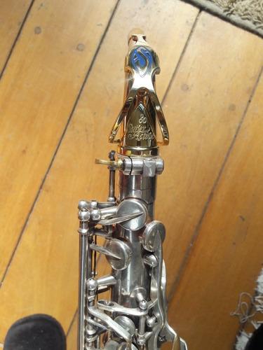 saxo saxofon alto selmer sa 80 serie ii.