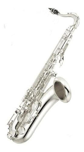 saxo tenor plateado yamaha yts-275s original