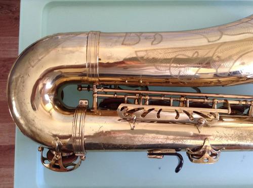 saxo tenor selmer súper action 80 serie ii