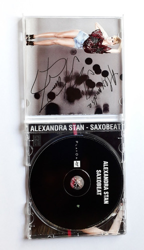 saxobeats alexandra stan cd