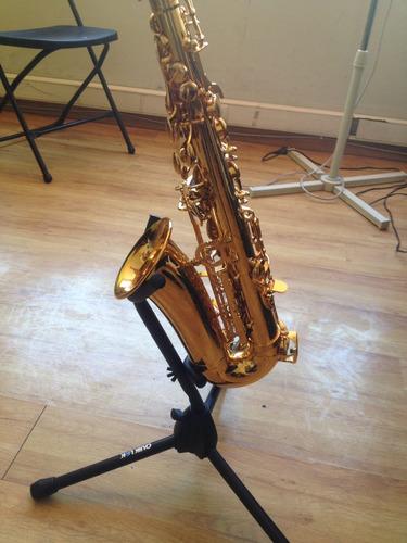 saxofón alto jason tsas 660 (envío gratis)