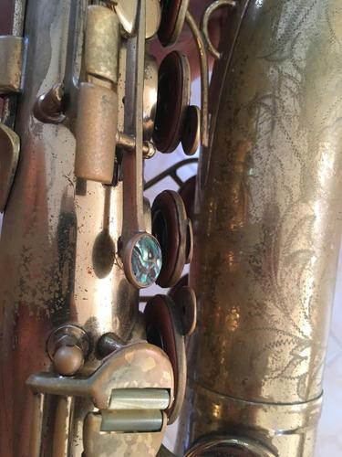 saxofon alto martin comitte serie 3