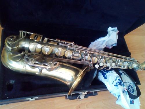 saxofon  alto selmer paris super action 80 serie i