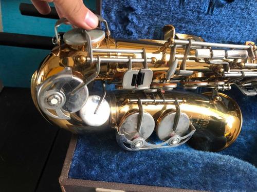 Saxofón Alto Weltklang Solista Echo En Alemania