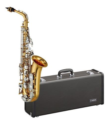 saxofon alto yamaha yas-26