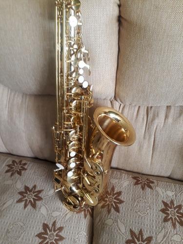 saxofón baldassare alto nuevo sin uso