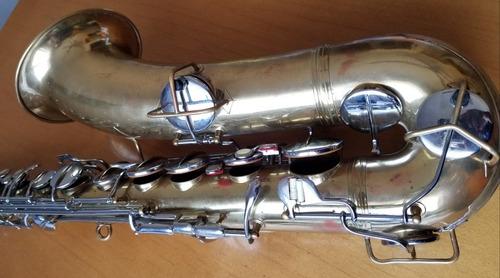 saxofon tenor conn new wonder i