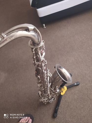 saxofón tenor marca dixon