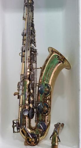 saxofone tenor buffet crampon s1 raro saxophone tenor