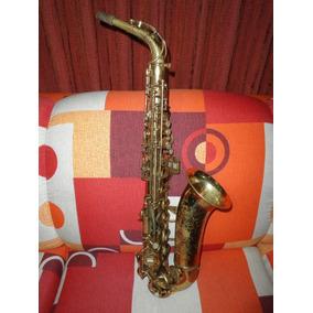 Saxofon Tenor Conn 16m Star Usado en Mercado Libre México