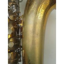 Saxofon Alto King Cleveland. 100% Operativo
