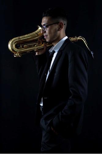 saxofonista bogotá / show de saxofón / música en vivo