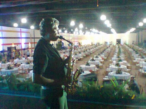 saxofonista clarinete grupo carey