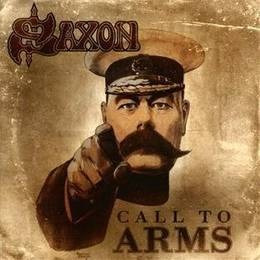 saxon call to arms cd nuevo