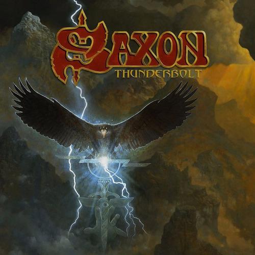 saxon-thunderbolt(novo álbum em digipack)