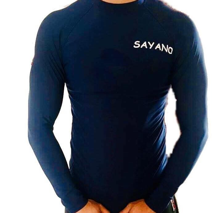 Sayano Camiseta Deportiva cac45047bd0cd
