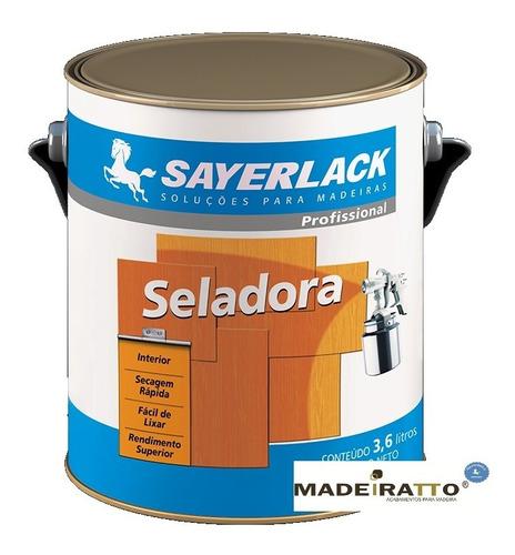 sayerlack seladora concentrada - 3,6l