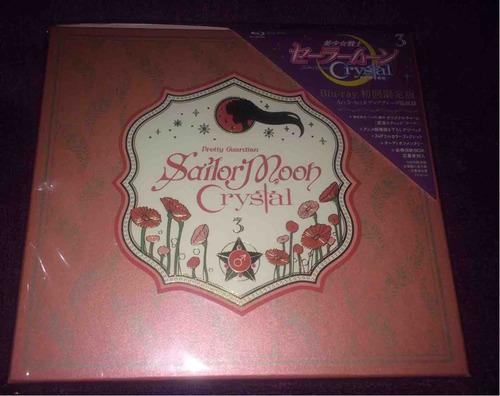 saylor moon - crystal 4 - box set - japonesa