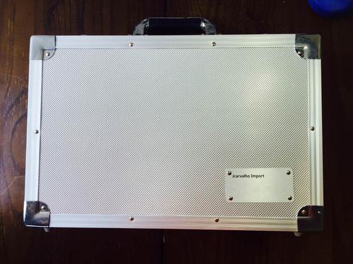 sbb - sbb 33.01 - 1° linha + maleta alumínio - exclusiva jc