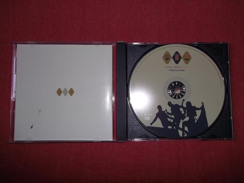 sbe - sasha benny erik - vuelta al sol cd nac ed 2014 mdisk