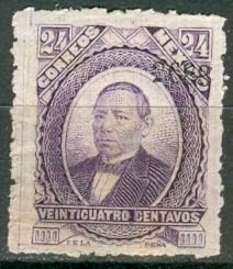 sc 138 juarez 24 cent 1883 papel delgado dist 26 merida