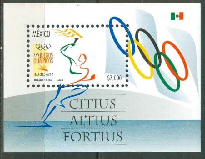 Sc 1748 Ano 1992 B1 Barcelona 92 Xxv Juegos Olimpicos 156 00 En