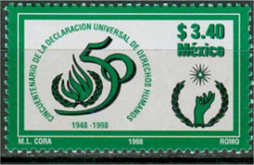 sc 2077 año 1998 cincuentenario de la declarcion universal d