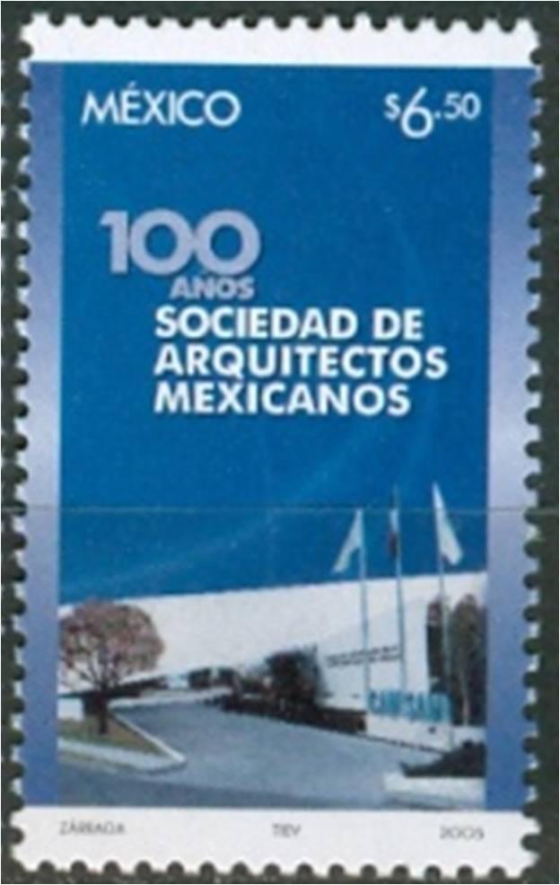 Sc 2446 a o 2005 100 a os sociedad de arquitectos - Sociedad de arquitectos ...