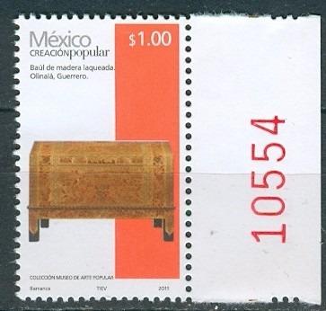 sc 2489 año 2015 creacion popular baul de madra laqueada 1 p