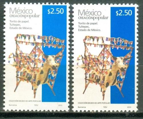 sc 2492 año 2013 creacion popular torito 2.50 p dif color