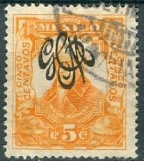 sc 488 año 1915 miguel hidalgo independencia + carranza