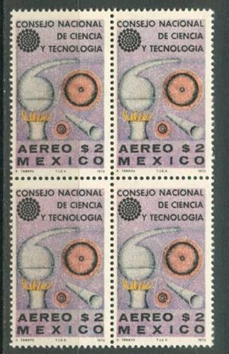 sc c394 año 1971 b4 consejo nacional de ciencia y tecnologia