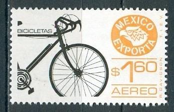 sc c596 año 1979 exporta 2 serie 1.60p bicicletas