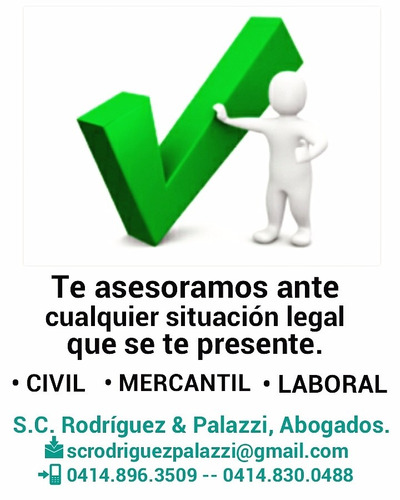 s.c. rodríguez & palazzi, abogados.