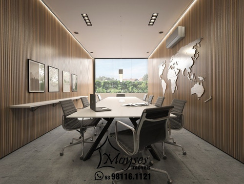 sc043 - sala comercial no euro smart office