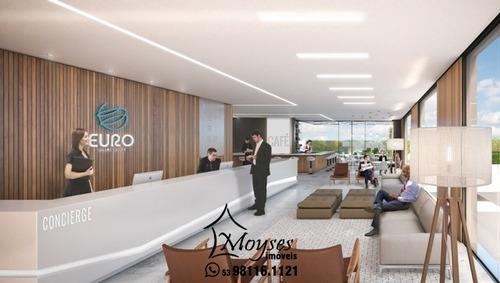sc046 - sala comercial no euro smart office