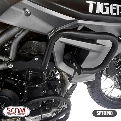 scam spto148 protetor carenagem triumph tiger800 2015+
