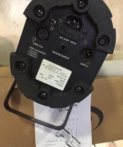 scan el 160   dmx