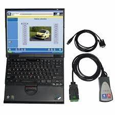 scaneo de sistema automotriz borrado luces de servicio