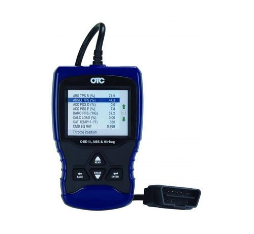 scaner automotriz otc funciones especiales 3209 cj4