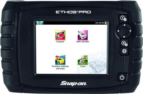 scaner automotriz profesional ethos pro snap on laredo tools