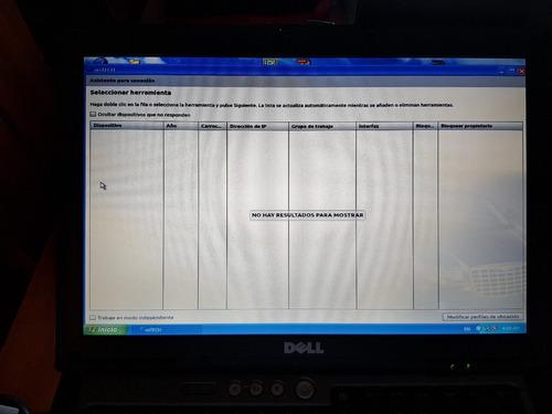 scaner chrysler cda con witech 13.04 y pod
