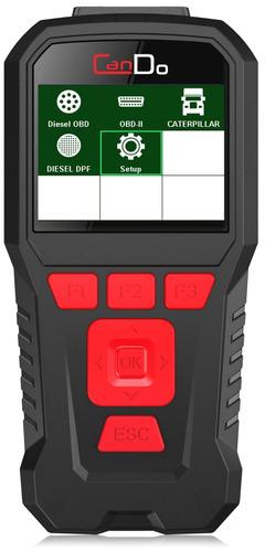 scaner de diagnostico disel y gasolina cando nexiq cj4 dpa