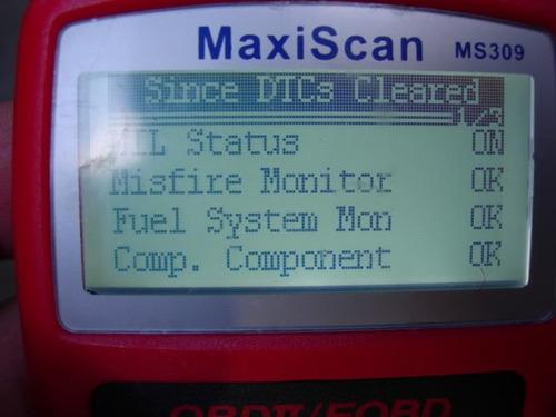 scaner maxiscan autel ms309 multimarcas economico